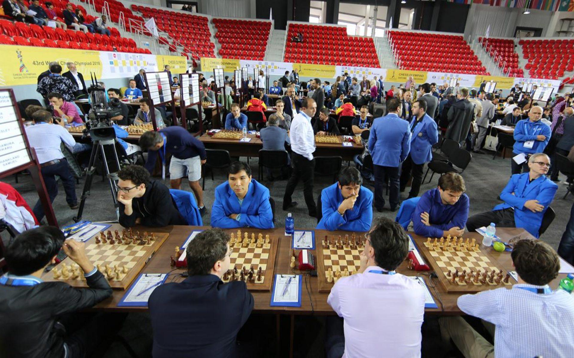 36 Chess Olympiad